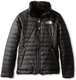 The north face kids girls reversible perrito jacket toddler ... 70d7a95b2