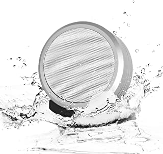 Sound Panda SNP-8 Portable Bluetooth Speaker with IPX7 Waterproof, 52mm Dynamic Stereo Driver, 5W Enhanced Bass Driven Sou...