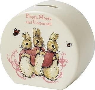Beatrix Potter Beatrix Potter Flopsy Mopsy and Cotton Tail Money Bank