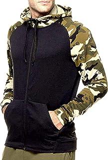 Nike Men's Dry Full Zip Camo Dri Fit Training Fleece Hoodie Sweatshirt