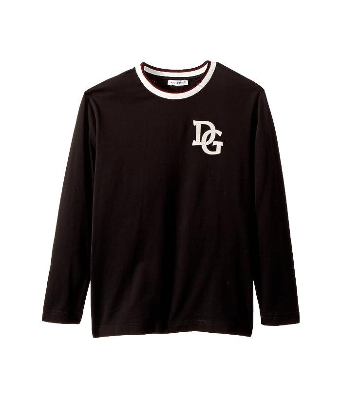 Shirt (Toddler/Little Kids) Black