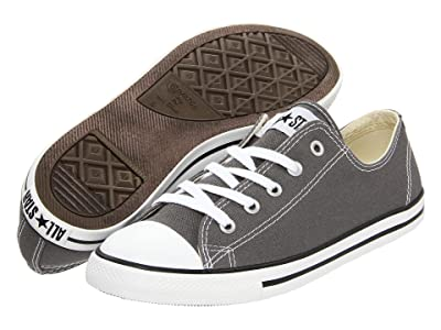 Converse Chuck Taylor(r) All Star(r) Dainty Ox (Charcoal) Women