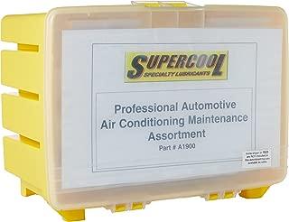 TSI Supercool A2005 Automotive A//C Maintenance Assortment