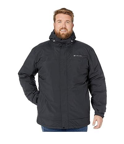 Columbia Big Tall Horizon Explorertm Insulated Jacket (Black) Men