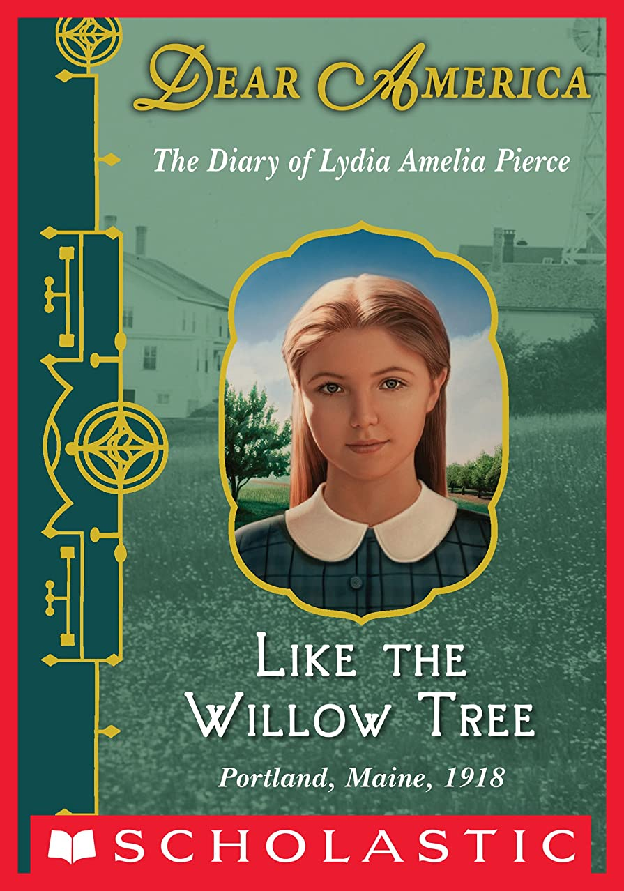 流出木材シダDear America: Like the Willow Tree (English Edition)