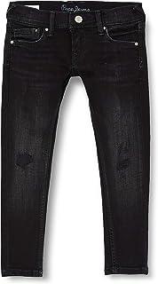 Pepe Jeans FINLY DLX Black Jeans para Niños