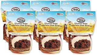 Glebe Farm, Gluten Free Chocolate Oat Granola - 6 X 325G, Healthy, High Fibre …