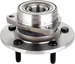 ECCPP Replacement for Front Wheel Hub and Bearing Assembly Fits 2000 2001 Dodge Ram 1500 4 X 4 4WD 515038