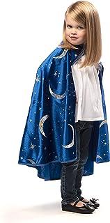 Little Adventures Royal Blue Wizard Costume Cape Age 3+