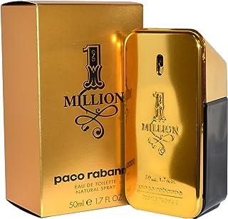 Paco Rabanne. 1 Million Eau De Toilette Vapo. 50 Ml
