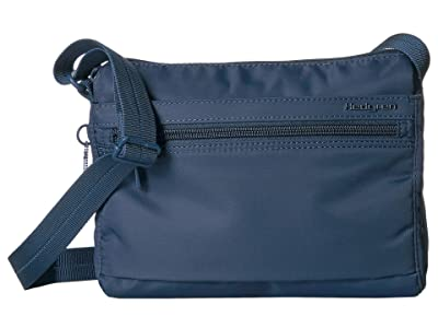 Hedgren Eye RFID Shoulder Bag (Dress Blue) Shoulder Handbags