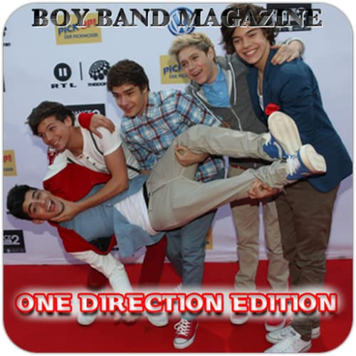 Boy Band Magazine - One Direction Edition