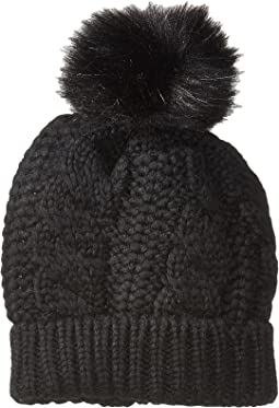 Michael Stars - Cable Knit Hat