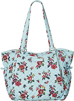 cf8da84df8 Vera bradley turn lock satchel