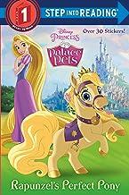 Rapunzel's Perfect Pony (Disney Princess: Palace Pets) (Step into Reading)