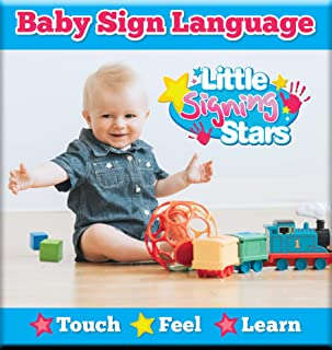 Baby Sign Language Touch Feel Learn