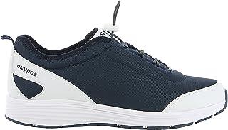 Oxypas jamess4001nav James Sra zapatos de trabajo con forro Coolmax