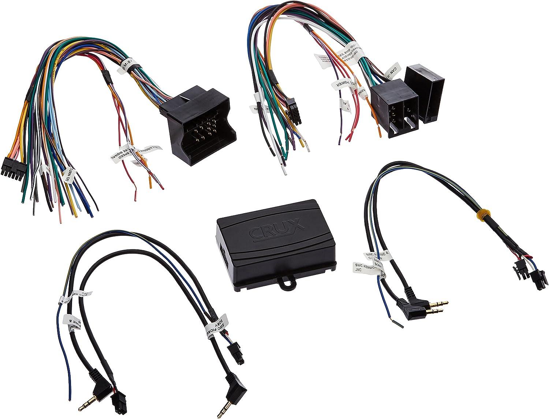 Crux SWRBM-57 Radio Replacement Accessories