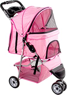 Best three wheel double buggy Reviews