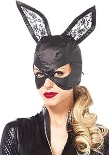 Leg Avenue Women's Bunny Mask Costume Accessory