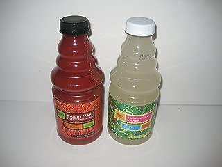 Trader Joe's Margarita Mixer, 32 Oz & Trader Joe's Bloody Mary Mixer with Clam Juice 32 Oz Bundle