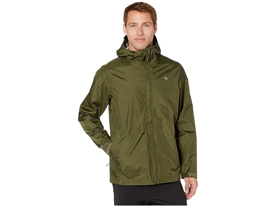 Mountain Hardwear Acadia Jacket (Dark Army) Men