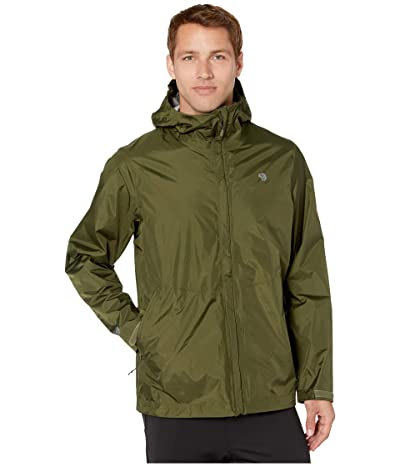 Mountain Hardwear Acadia Jacket (Dark Army) Men