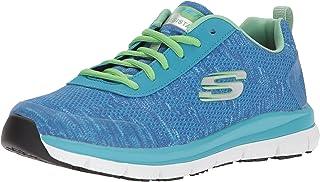 Skechers Womens Women's Comfort Flex Hc Pro Sr Health Care Service Shoe
