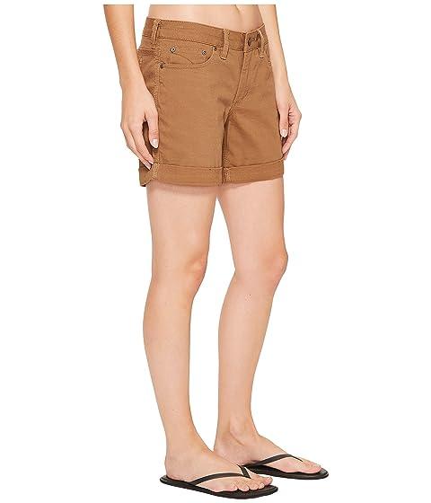 forma 106 Khakis relajada en Mountain Tabaco Shorts Camber 6RUwqqxS