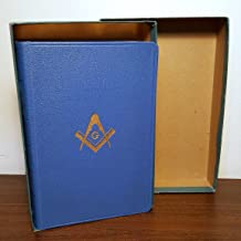 The HOLY BIBLE - The Great Light in masonry / MASONIC EDITION TEMPLE-ILLUSTRATED