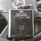 Hp Autozubehör 20118 Spannungswandler 24 12v Auto