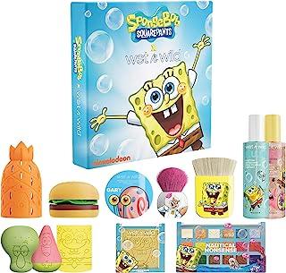 Wet n Wild SpongeBob Squarepants Makeup Collection, Makeup Brushes, Makeup Sponges, Eyeshadow...