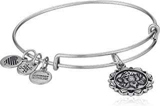 Lotus Peace Petals IV Bangle Bracelet