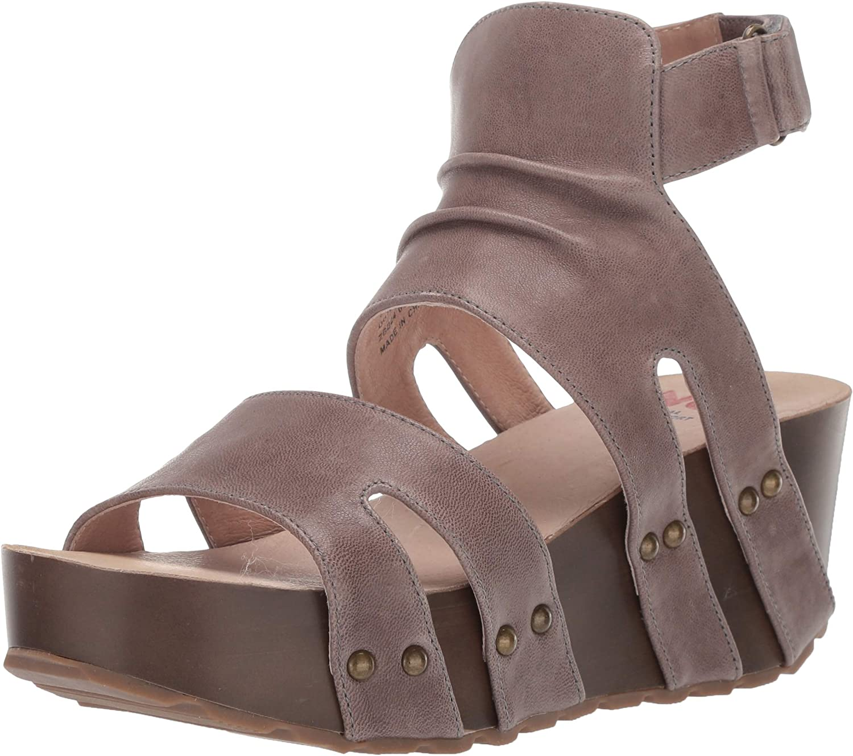 NATIONELL COMFORT kvinnor Mairi Mairi Mairi Wedge Sandal  kostnadseffektiv