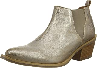Fly London Igan574fly, Botas Chelsea Mujer