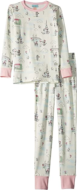 Long Sleeve Two-Piece Tween Set (Big Kids)
