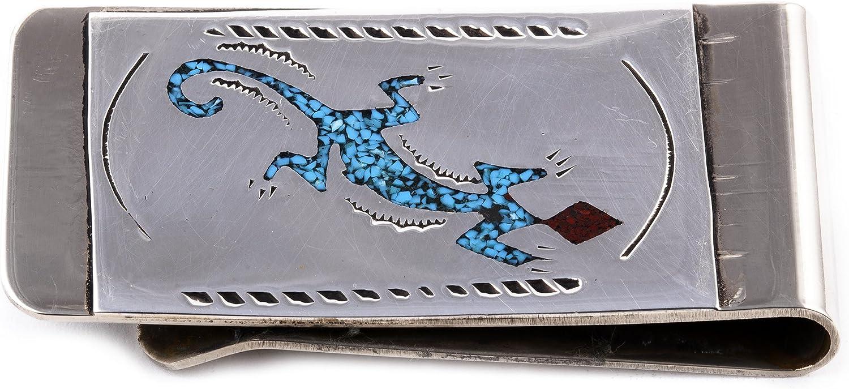 Max 50% OFF Native-Bay $180Tag Lizard Silver Ray Turq Certified Topics on TV Begay Navajo