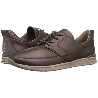 Reef Rover Low LE (Burgundy) Women