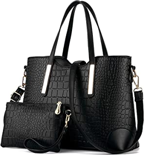 Satchel Purses and Handbags for Women Shoulder Tote Bags...