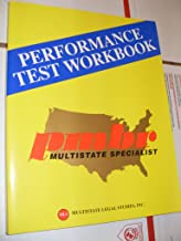 Kaplan Pmbr Multistate Bar Exam Review Performance Test Workbook (MPT) 1999-2007 Edition. (FINALS LAW SCHOOL EXAM SERIES)