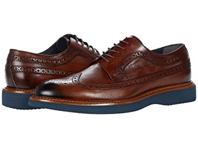 J&M Collection Jameson Wing Tip
