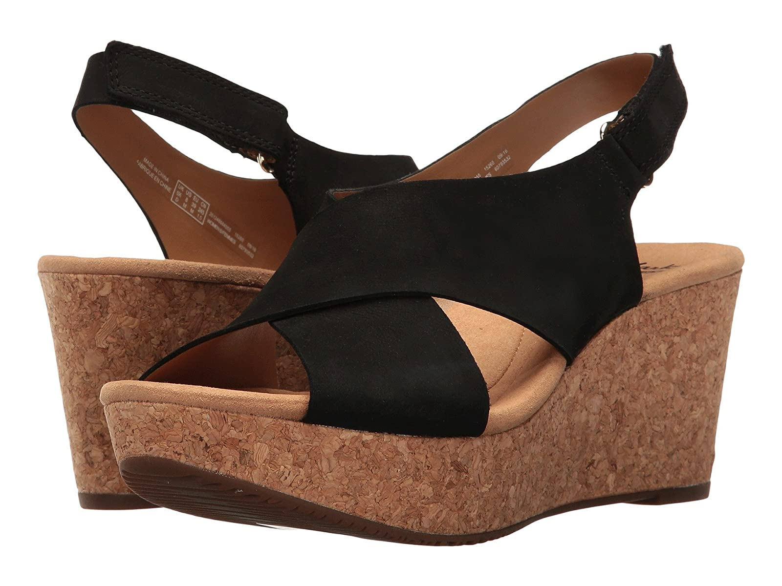 Clarks Annadel EirwynAtmospheric grades have affordable shoes