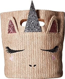 Princess Gwen Straw Tote