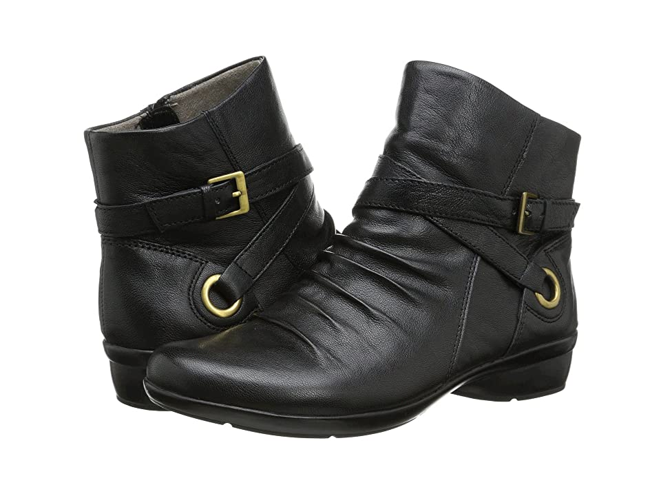 Naturalizer Cycle (Black Leather) Women