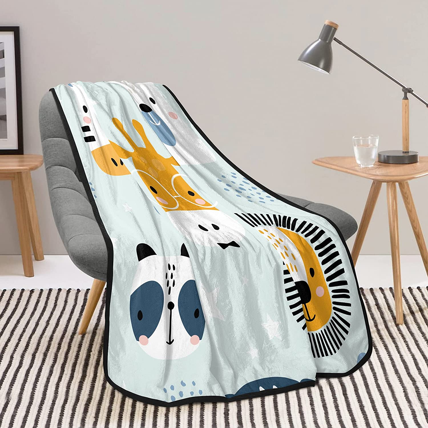Cute Ranking TOP7 Animal Print Blankets and Throws T Ranking TOP8 Adults for Soft
