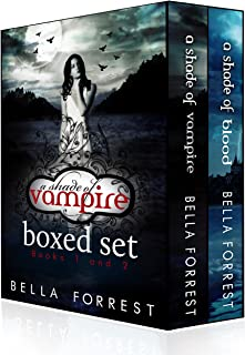 A Shade of Vampire Boxed Set: Books 1 and 2