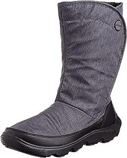 comprar comparacion Crocs Jaunt Shorty Boot W, Botas de Agua para Mujer, Rosa (Raspberry), 41/42 EU