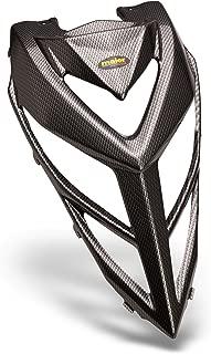 Maier USA Hood for Yamaha Raptor 700R - Black Carbon Fiber - 18981-30