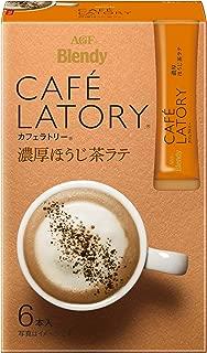 Blendy CAFE LATORY Stick Rich Houjicha latte