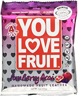 You Love Fruit Leather Pomberry Acai